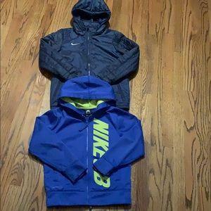 Nike Boy's Jacket Bundle
